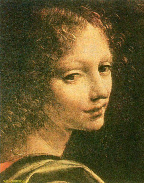 Ангел :: Леонардо да Винчи - da Vinci Leonardo фото