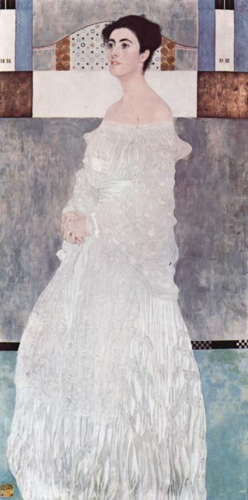 женский Портрет Маргарет Стонборо-Витгенштейн :: Густав Климт - Gustav Klimt фото
