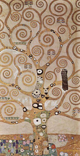 Древо жизни :: Густав Климт (Австрия ) - Gustav Klimt фото