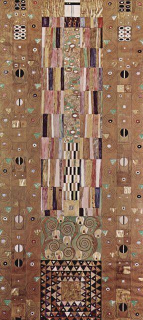 Фрагмент декора :: Густав Климт (Австрия ) - Gustav Klimt фото