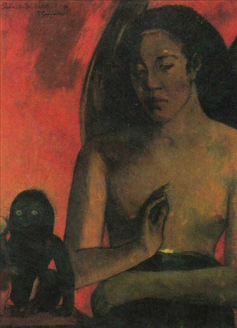 Варварские стихи :: Поль Гоген - Paul Gauguin фото