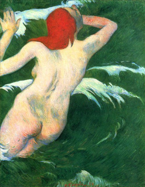 Ундина :: Поль Гоген - Paul Gauguin фото