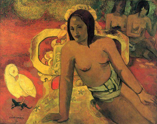 Вайрумати :: Поль Гоген - Paul Gauguin фото