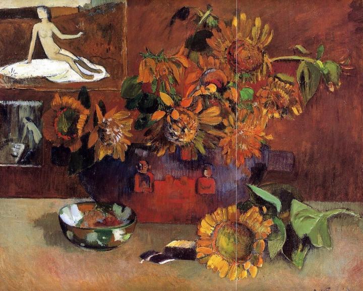 Натюрморт :: Поль Гоген - Paul Gauguin фото