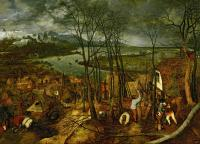 Pieter Bruegel de Oude - Сумрачный день