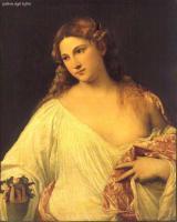 Tiziano Veccellio (Тициан) - Флора