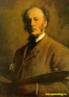 Millais, John Everett - Осенние листья ( Autumn Leaves )