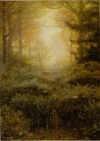 Millais, John Everett - Пропитанный росой Дрок