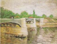 Van Gogh - Мост через Сену