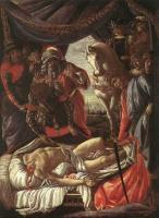 Sandro Botticelli - Обнаружение тела Олоферна