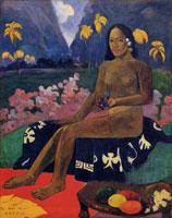 Paul Gauguin - Te Aa No Areois