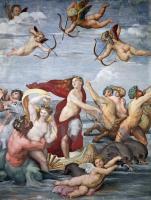 Raffaello Santi - Триумф Галатеи