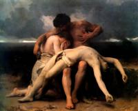 Adolphe William Bouguereau - Первое утро