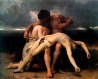 Adolphe William Bouguereau - Первое утро
