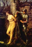 Millais, John Everett - Рыцарь Эрант