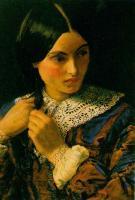 Millais, John Everett - Красавица