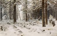 Ivan Shishkin - Зима