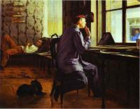 Ilya Yefimovich Repin - Подготовка к экзаменам