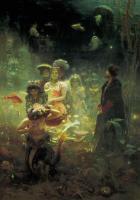Репин Илья ( Ilya Yefimovich Repin ) - Садко