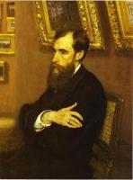 Репин Илья ( Ilya Yefimovich Repin ) - Павел Михайлович Третьяков
