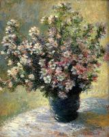 картина Ваза с цветами :: Клод Моне