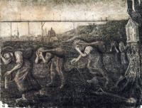 Van Gogh - Носильщики