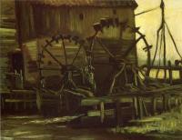 Van Gogh - Водяные мельницы