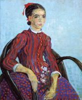 Van Gogh - Мусме (Японочка)