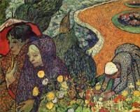 Van Gogh - Воспоминание о саде в Эттене