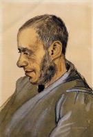 Van Gogh - Портрет книготорговца Блока