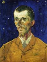 Van Gogh - Поэт, портрет Эжена Боша