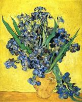 Van Gogh (Ван Гог) - Натюрморт с ирисами