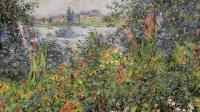 пейзаж < Цветы >:: Клод Моне ( Claude Monet )