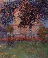 пейзаж < Дом Моне в Аржантее >:: Клод Моне ( Claude Monet )