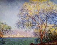 Claude Monet - Антиб утром