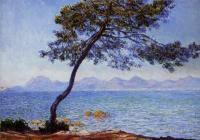 Моне Клод (Claude Monet) - Горы Эстерель