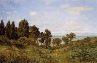 Моне Клод (Claude Monet) - На море