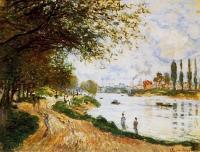Claude Monet - Остров Ля Гран Жатте