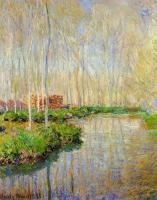 Claude Monet - Река Эпт