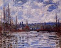 Claude Monet - Туман над Сеной, Витёй