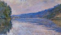 Claude Monet - Сена, Порт Вилле
