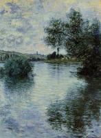 Claude Monet - Сена, Витёй