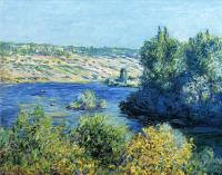 Моне Клод (Claude Monet) - Сена, Витёй