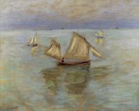 ������� - ��������� � �����  �������� �����, �������� :: ���� ���� ( Claude Monet )