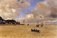 Claude Monet - Маяк у богадельни