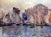 Моне Клод (Claude Monet) - Музей Гавр