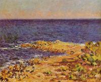 Моне Клод (Claude Monet) - Антиб
