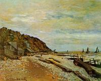 Claude Monet - Лодочная мастерская