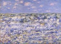 Море в живописи ( морские пейзажи, seascapes ) - Бушующие волны