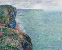 Море в живописи ( морские пейзажи, seascapes ) - Вид на море со скал